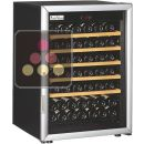 Multi temperature wine service and storage cabinet ACI-ART203TC