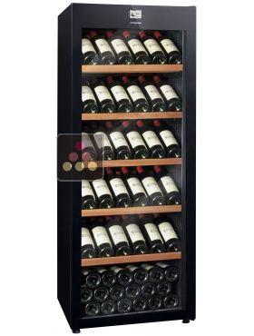 Cave vin mono temp rature de service ou de conservation - Temperature cave a vin electrique ...