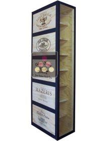 Rangement vin casier bouteille rangements modulaires - Meuble rangement bouteilles ...