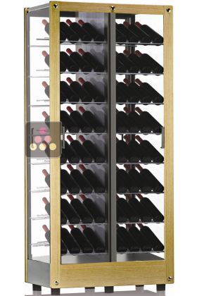 vitrine 4 faces r frig r e de conservation ou de service. Black Bedroom Furniture Sets. Home Design Ideas
