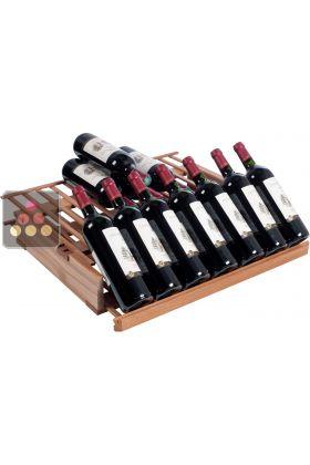 kit de pr sentation pour gamme diva evolution largeur 70 cm avintage aci avi508 ma cave vin. Black Bedroom Furniture Sets. Home Design Ideas