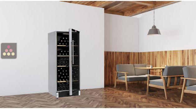 cave vin multi temp ratures de service ou mono temp rature de conservation la sommeliere aci. Black Bedroom Furniture Sets. Home Design Ideas