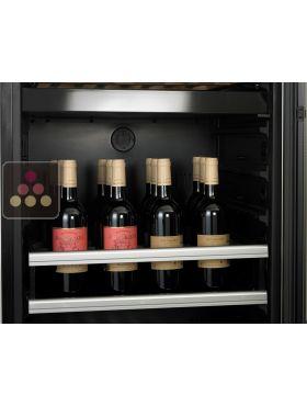 tiroir coulissant pour stockage des bouteilles vertical. Black Bedroom Furniture Sets. Home Design Ideas