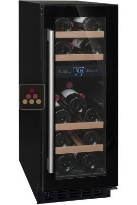 ancien mod le cave vin de service 2 temp ratures encastrable avintage ma cave vin. Black Bedroom Furniture Sets. Home Design Ideas