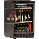 Built-in single temperature wine cabinet for wine storage or service ACI-CAL200EP