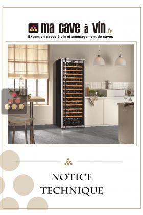 notice technique ma cave vin aci notice 01 ma cave vin. Black Bedroom Furniture Sets. Home Design Ideas
