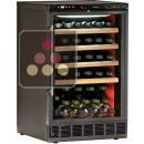 Built-in single temperature wine cabinet for wine storage or service ACI-CAL200ETC