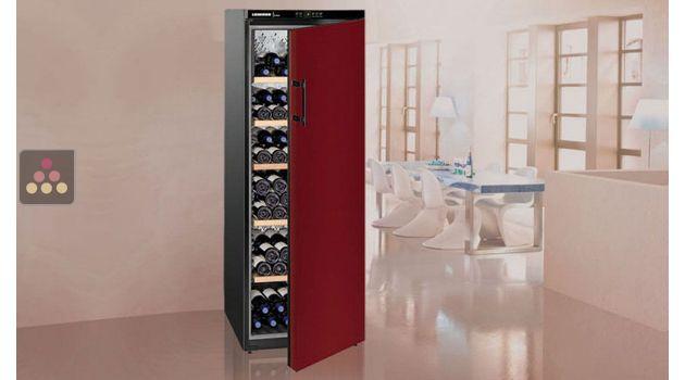 cave vin mono temp rature de vieillissement et de conservation liebherr aci lie128 ma cave. Black Bedroom Furniture Sets. Home Design Ideas