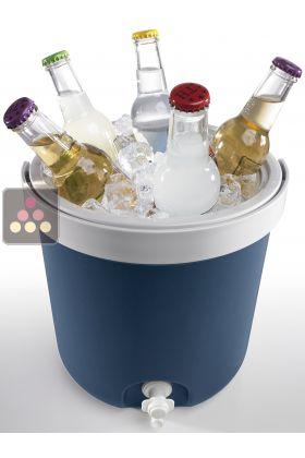 rafra chisseur seau gla ons et fontaine eau mobicool aci mob330 ma cave vin. Black Bedroom Furniture Sets. Home Design Ideas