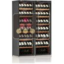 Combination of 2 Single temperature wine service or storage cabinets ACI-CAL223P