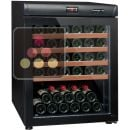 Single-temperature wine cabinet for ageing or service ACI-AVI465TC