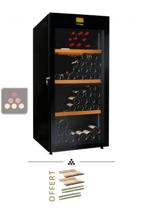 6 de r duction cave vin mono temp rature de conservation ou de service avintage aci avi431. Black Bedroom Furniture Sets. Home Design Ideas