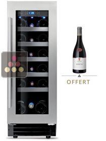cave a vin encastrable sous plan largeur 30cm ma cave vin ma cave vin. Black Bedroom Furniture Sets. Home Design Ideas