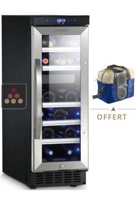 Cave à vin multi-usages 2 températures de conservation et ou de service  encastrable f0ac731a4a60