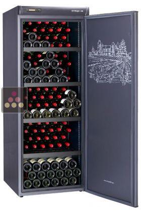 ancien mod le cave vin mono temp rature de vieillissement avintage ma cave vin. Black Bedroom Furniture Sets. Home Design Ideas