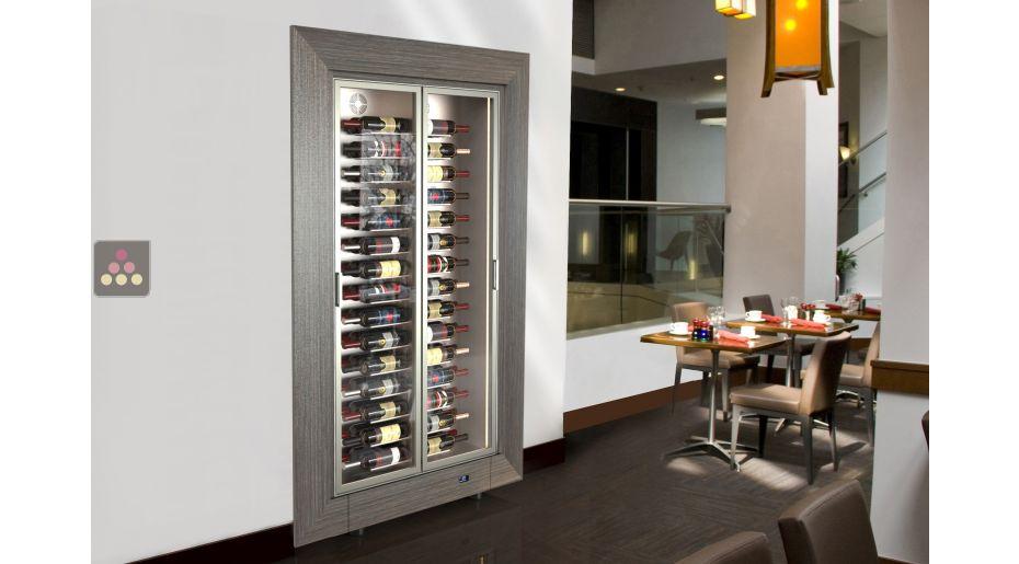 cave vin multi usages encastrable profondeur r duite calice design aci pah1100e ma cave vin. Black Bedroom Furniture Sets. Home Design Ideas