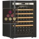 Single temperature wine ageing or service cabinet - Full Glass door ACI-TRT604FC