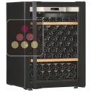 Single temperature wine ageing or service cabinet - Full Glass door ACI-TRT604FM