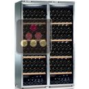 Combined 2 Single temperature wine service & storage cabinets ACI-CAL321
