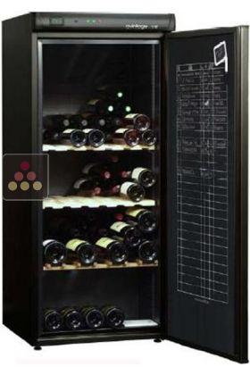 Ancien mod le cave vin mono temp rature de vieillissement avintage ma c - Reglage temperature cave a vin ...
