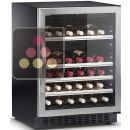Single temperature wine cabinet for storage or service ACI-DOM205