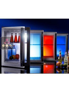 refrigerateur mini bar. Black Bedroom Furniture Sets. Home Design Ideas