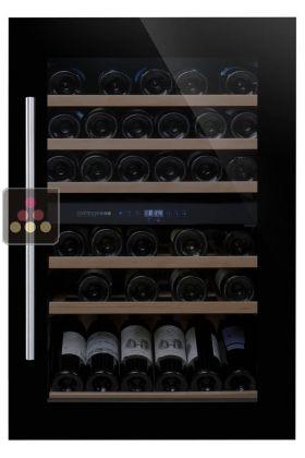 ancien mod le cave vin de service 2 temp ratures. Black Bedroom Furniture Sets. Home Design Ideas