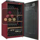Single temperature wine ageing cabinet ACI-CLI422