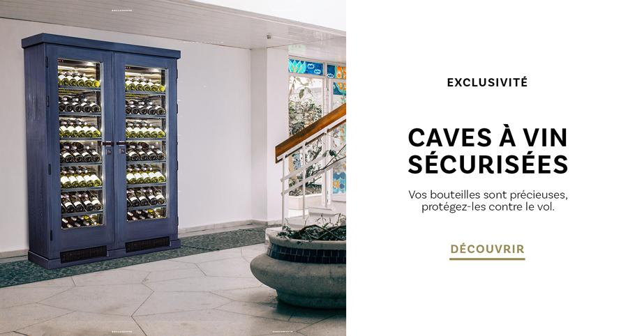 caves securisees